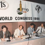 Committee Chairs, FIS/ASSINSEL Congress: Seville, Spain, 1990
