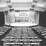 FIS/ASSINSEL Congress auditorium: Hamburg, Germany, 1978