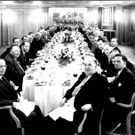 FIS meeting, London 1952